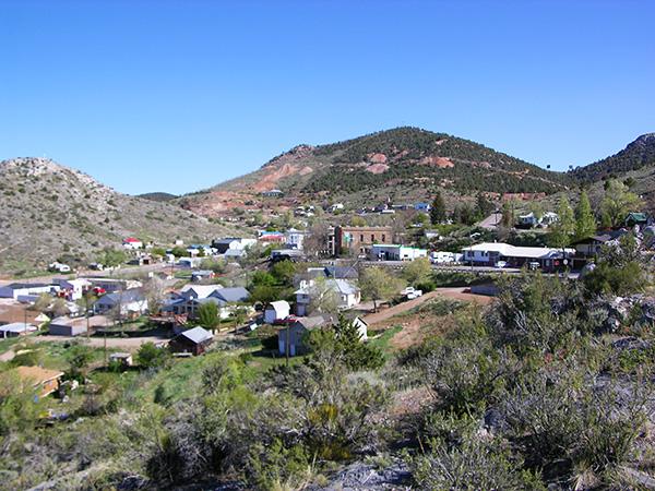 Hometown Nevada Pioche Lincoln County Nevada