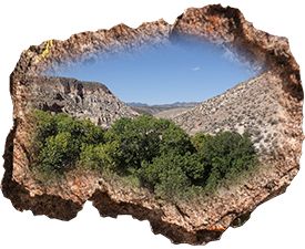 Hiking–Caliente–Canyon-View-Trail