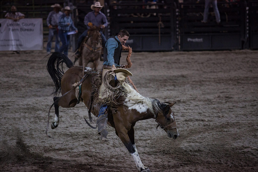 Lincoln County Record: Fair & Rodeo a Hit