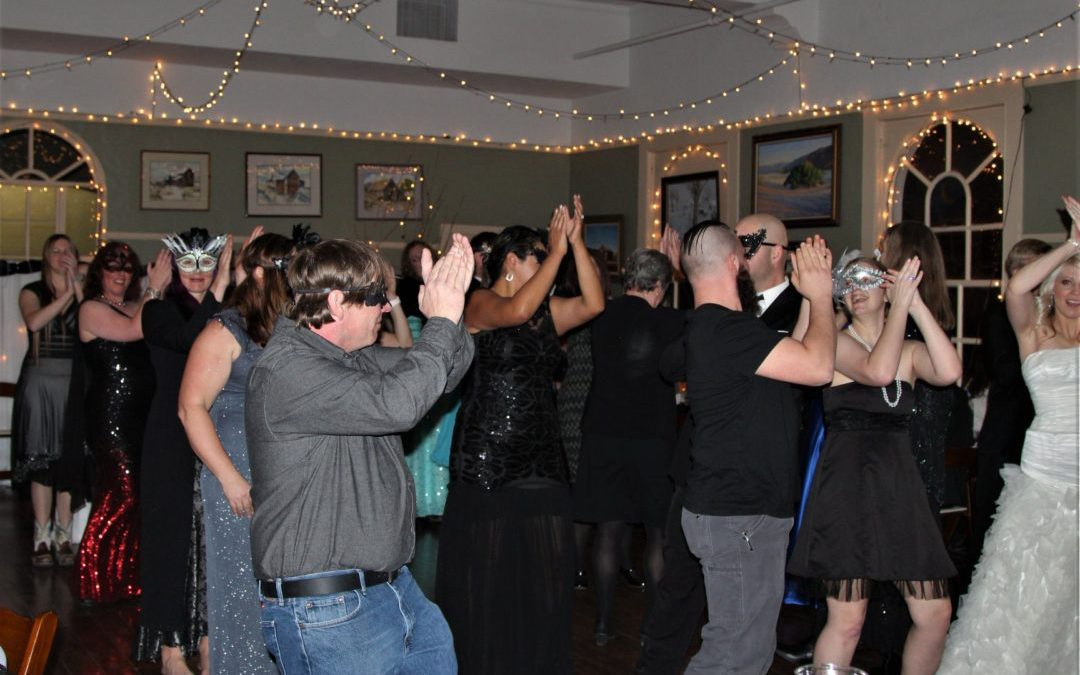 Lincoln County Record: Local Group Puts on Masquerade Ball