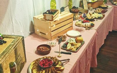 Lincoln County Record: Overland Hotel Hosts Annual Wine and Cheese Tasting