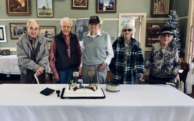 Lincoln County Record: 90-and-older group celebrates Lincoln County legacy