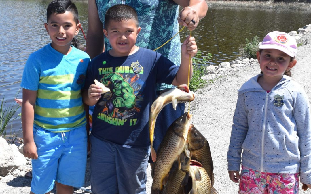 Lincoln County Record: Beautiful weather results in strong turnout for annual Carp Rodeo