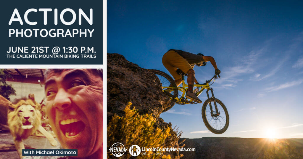Sports/Action Photography Workshop in Nevada, Near Las Vegas