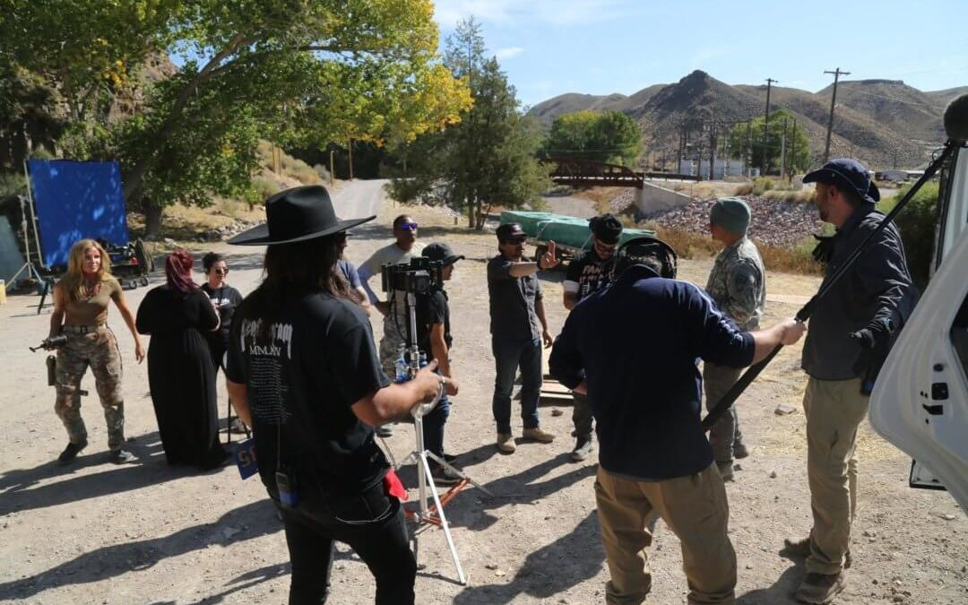LC Record: Movie production wraps up filming in Caliente