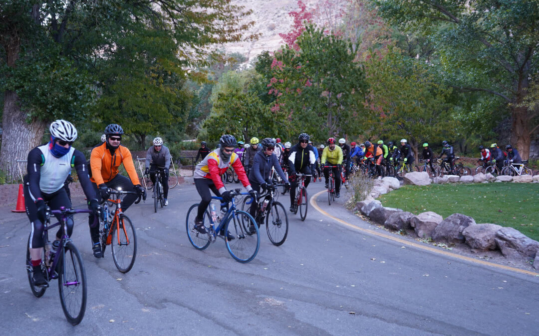 LC Record: Cyclists converge on county for annual Park to Park event