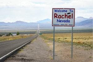 ET Full Moon Marathon @ Rachel, Nevada
