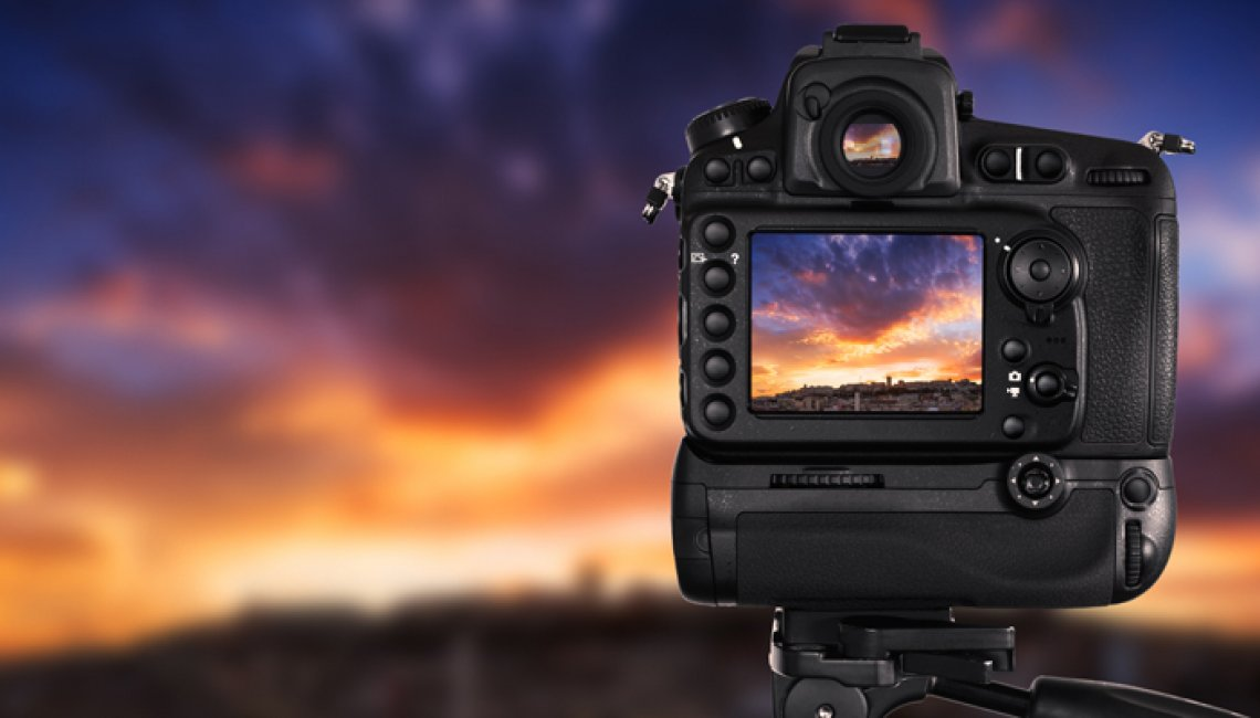 camera-sunset